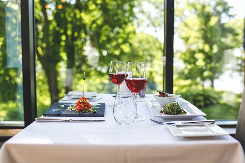 restaurants et stylisme culinaire