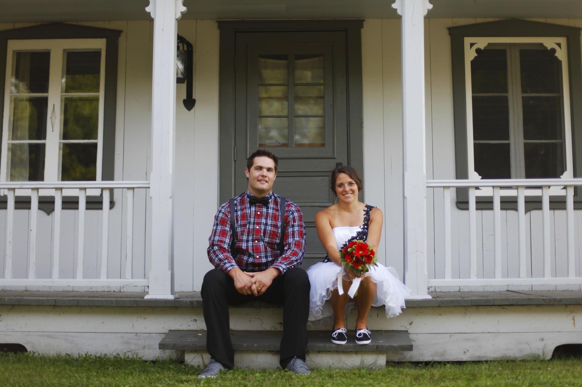 portfolios des photos de mariage